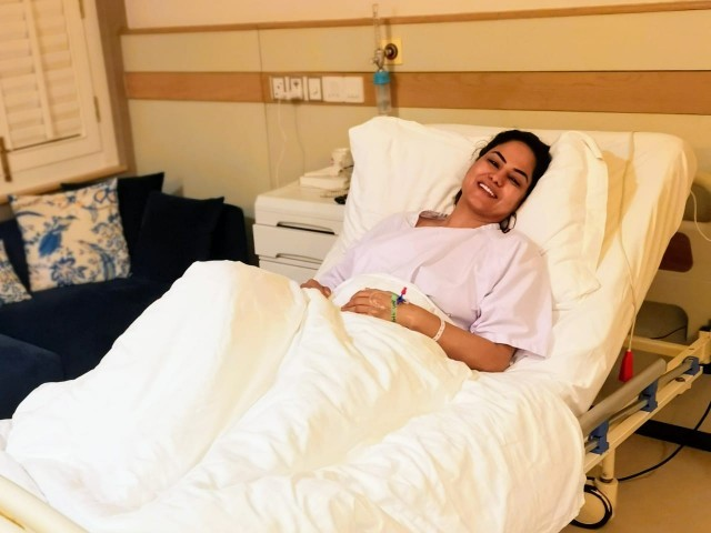 Image result for veena malik after surgery