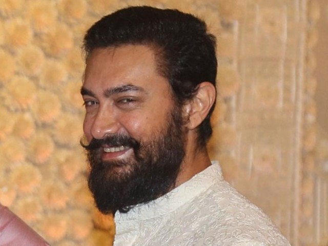 Aamir Khan. PHOTO: FILE