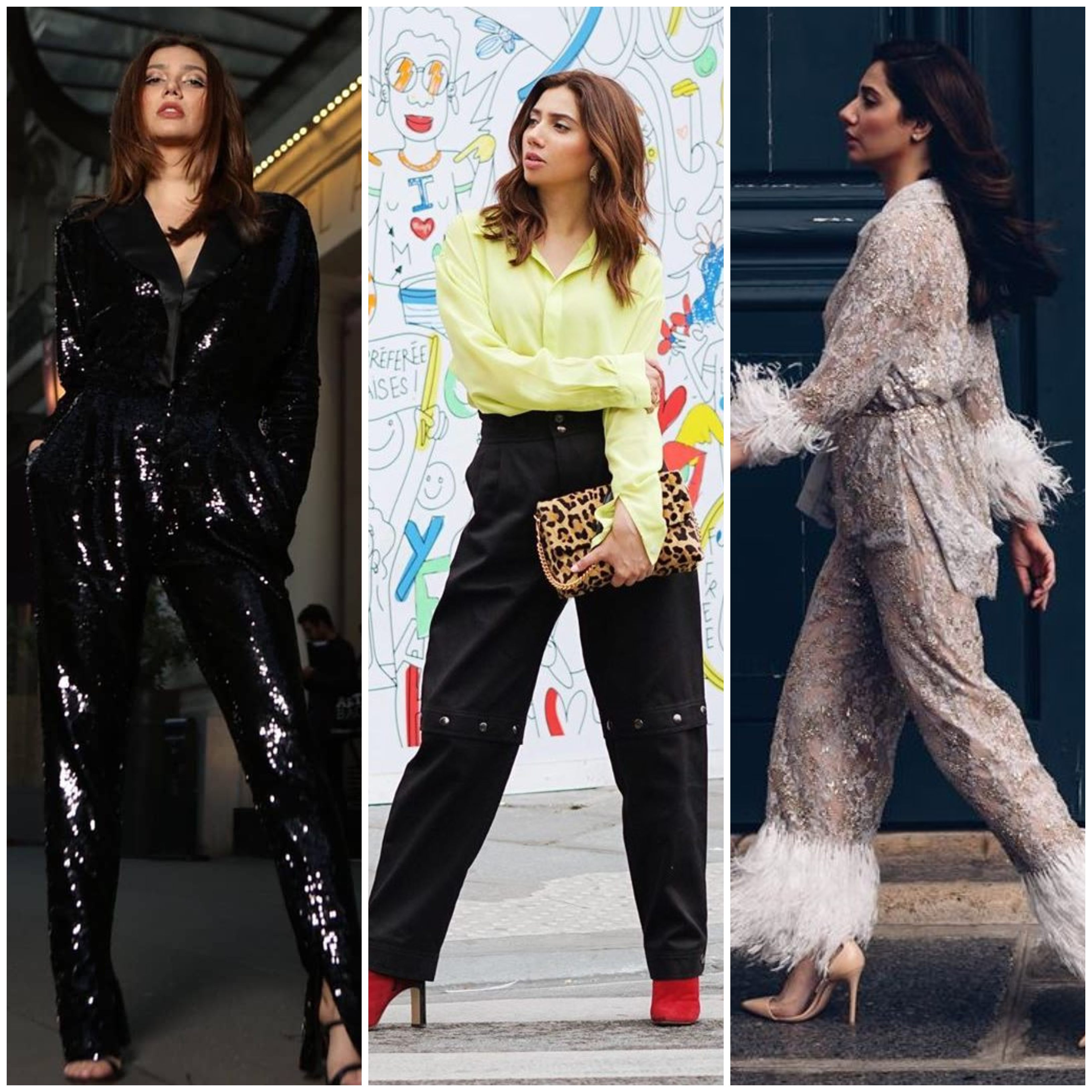 Mahira Khan S 7 Best Looks During Paris Fashion Week The