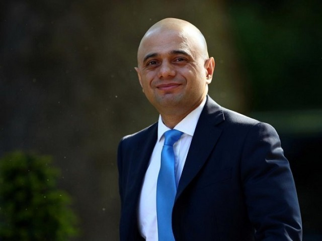 Sajid Javid Announces National Living Wage Increase