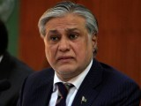 Ishaq Dar. PHOTO: REUTERS