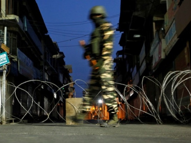 India eases mobile phone shutdown in Kashmir