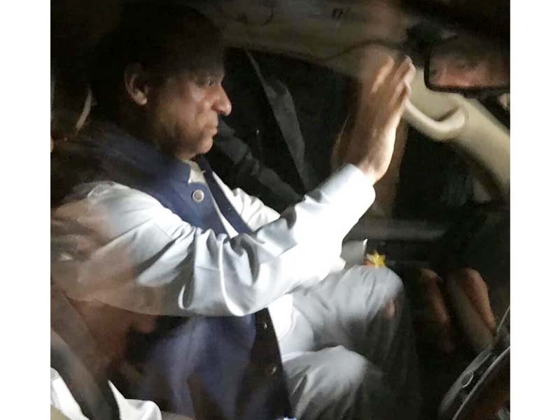 Nawaz Sharif in hospital with low platelet count
