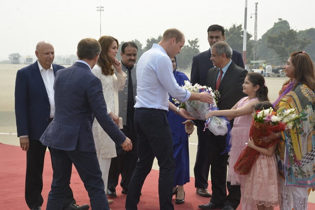 'It has been fantastic: Kate Middleton summarises Pakistan tour