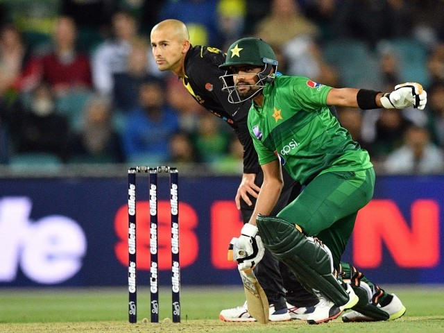 Recent Match Report - Australia vs Pakistan 3rd T20I 2019