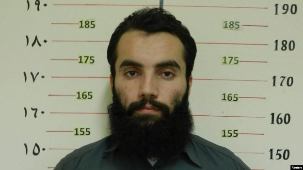 Anas Haqqani the younger brother of the Haqqani network chief Sirajuddin Haqqani. PHOTO: REUTERS