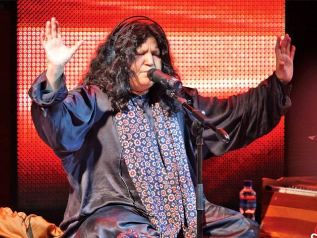 Legendary singer says before her every performance, fear remains if she will be able to execute it well. PHOTO: COKE STUDIO