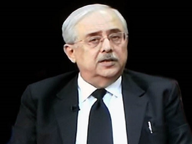 Attorney General of Pakistan (AGP) Anwar Mansoor Khan. PHOTO: FILE