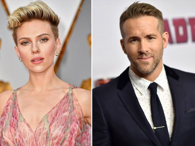 Scarlett Johansson says she romanticised marriage during relationship with Ryan Reynolds