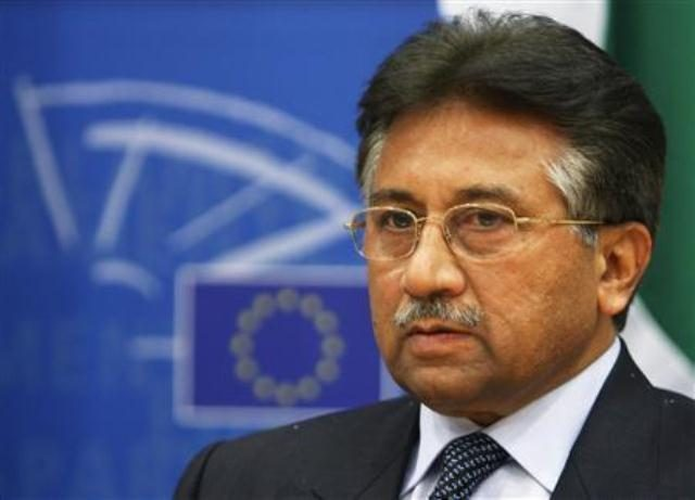 General (Retd) Pervez Musharraf. PHOTO: REUTERS