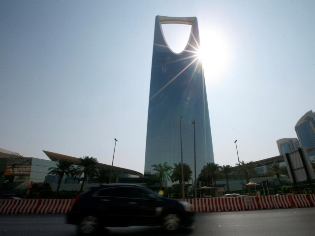 Riyadh will also cut spending for next year in a rare belt-tightening measure. PHOTO: REUTERS