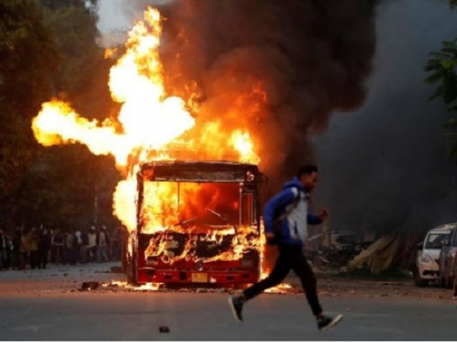 55 arrested in Delhi for violence during anti-CAA protests
