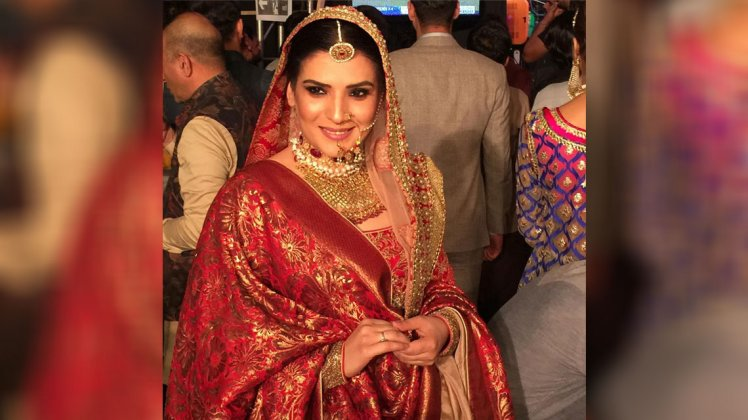 I Am Not Getting Married Some Elements Are Propagating Against Me Resham The Express Tribune