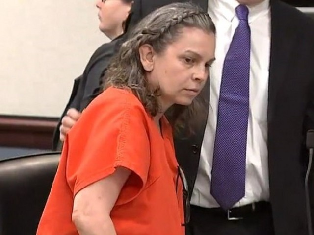 Lana Clayton, 53, of York County, South Carolina, was sentenced on Thursday to 25 years in prison after she pleaded guilty to voluntary manslaughter and tampering with food or drugs. PHOTO COURTESY: WSOC TV