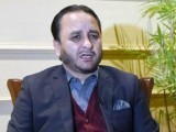 File photo of G-B CM Hafeezur Rehman