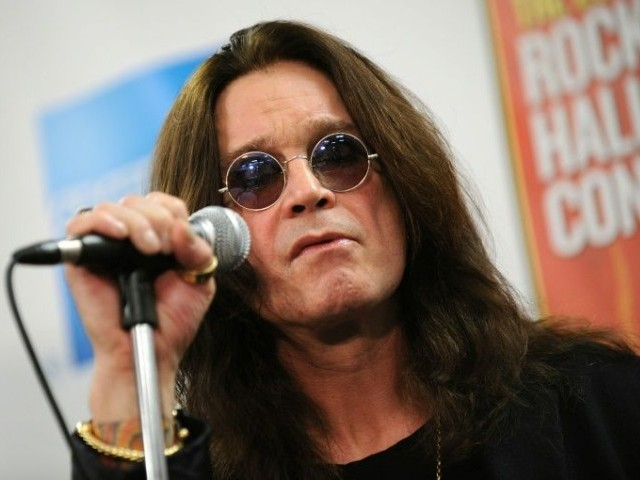 British rocker Ozzy Osbourne reveals Parkinson's diagnosis