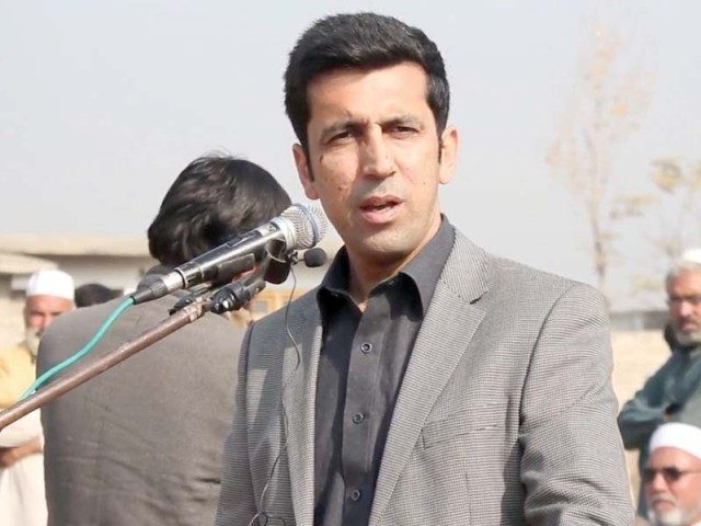 Shahram Khan Tarkai. PHOTO: FILE