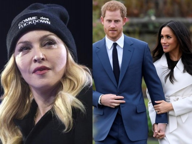 Madonna offers Prince Harry and Meghan NYC apartment because Canada is