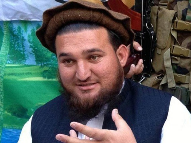 Ex-TTP spokesperson Ehsanullah Ehsan. PHOTO: FILE