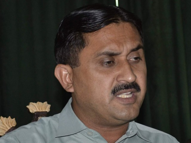 Jamshed Dasti. PHOTO: EXPRESS