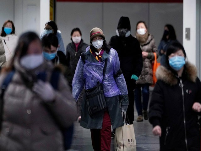 Toll From Coronavirus Mounts To 1,868 In China