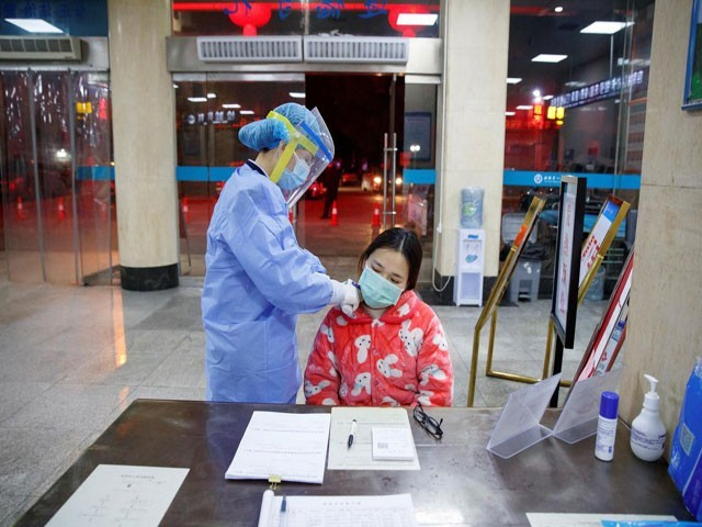 Wuhan coronavirus death toll 12 times more than official figures, claim locals