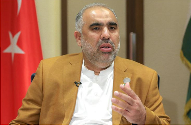 National Assembly Speaker Asad Qaiser tests coronavirus positive | The Express Tribune