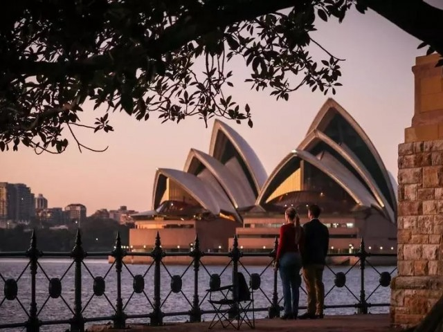 Restrictions on travel, public gatherings and retail businesses have had a devastating impact on the economy in Australia. PHOTO: AFP