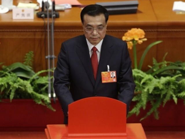 Chinese Premier Li Keqiang. Photo: Reuters/File