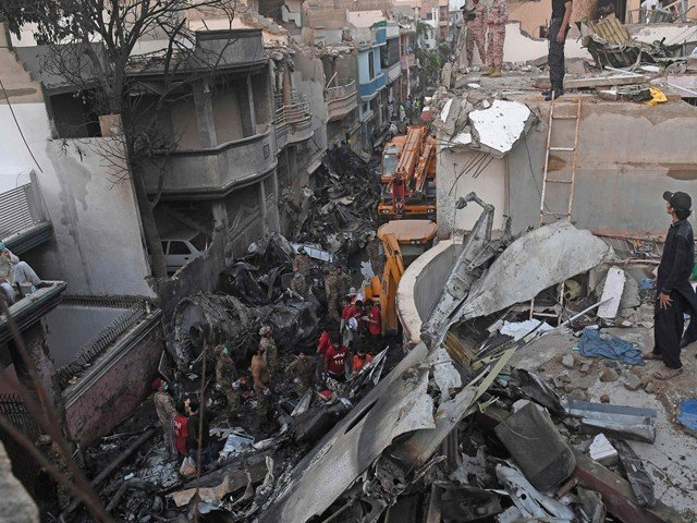 Foreign experts recover missing cockpit voice recorder of crashed PIA aircraft