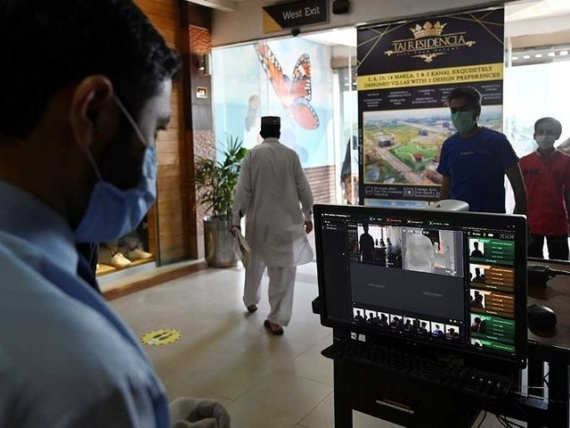 Pakistan uses militant-tracking technology to hunt coronavirus